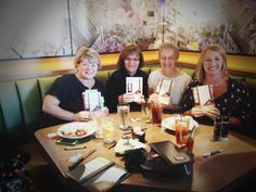 The book friends from Dineanddish.com reading The Prayer Box together! Connect Through Reading {Recipe: Banana Beignets}