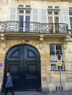 Camille Claudel studio in Paris, France
