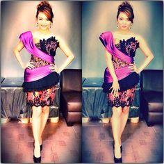 Photo by Ivan Gunawan(ivan_gunawan): @Rinanose is wearing copacobana ser... | iPhoneogram