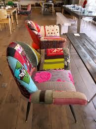 merci paris - Re-upholstered chairs