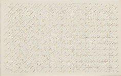 Juhana Blomstedt: Eroosio, 1973, färglitografi, edition 75, 51x80 cm - Stockholms Auktionsverk