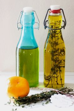 how to make garlic infused olive oil at home