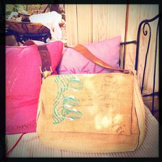 Custom made bag by cdm