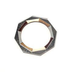 Fab.com   Favorite Seasonal Jewelry Picks - wolf + moon bangle