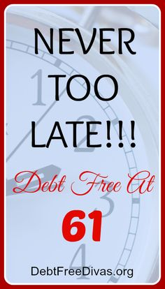 Jeff Ehrlich of the DebtFreeSquad.com and his wife didn't complete their debt free journey until the age of 61. He reminds us that debt freedom is possible at any age or stage of life. Getting out of debt is part dedication and part motivation. Tune in and be inspired!