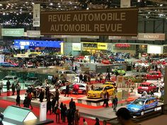 Even if you're in the market to buy a used car, you probably wouldn't mind taking a look at the latest offerings in automotive world. Motor shows give vishttp://scion-owners.com/wp-admin/post-new.phpitors an opportunity to see all of the...