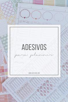 Adesivinhos super lindos para você decorar o que quiser! Baixe agora: http://qame.us/adesivinhos