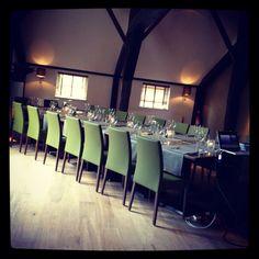 Restaurant Vuur | Baarn | 20 personen.