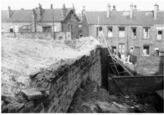 Radcliffe Quarry is a medieval quarry in an outcrop of Carboniferous sandstone near Church Street and Bridgefield. Part of the site is now occupied by a Health Centre.  The quarry is almost certainly medieval with its stone being used in many local buildings.