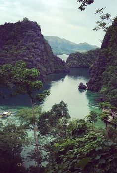 4 Day Guide to Philippines-Coron,Current map view by HipTraveler