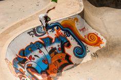 Levi's Holy Stoked Skatepark in Bangalore, India