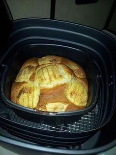 Apfelkuchen (Airfryer Backform)immer wieder sehr lecker.