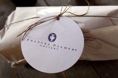 Packaging idea - Visiting Frances Palmer, an Amazing Ceramic Artist - The Martha Stewart Blog