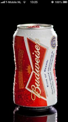 The new shaped Budweiser alu can. It does use twice the amount of aluminium to make it though.. Is it worth it?