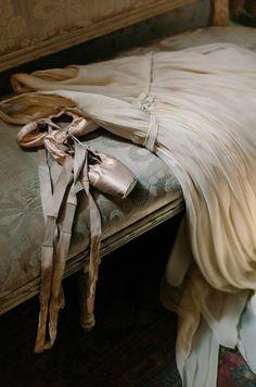 Ballet Inspired Wedding Ideas