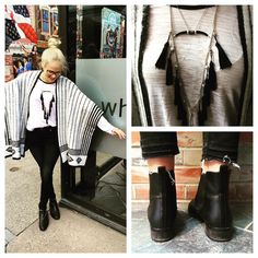 B&W Outfit Inspo