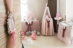 20 Most Beautiful Hospital Room Decoration Examples and Ideas - Kinderzimmer Hospital Room, Baby Girl Baptism, Baby Room Decor, Room Decorations, Baby Birthday, Girl Room, New Baby Products, Baby Shower, Beautiful Decoration