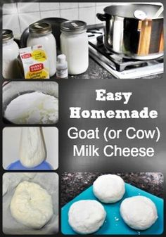 How to Make Easy Homemade Cheese Recipe The Homestead Survival - Homesteading -