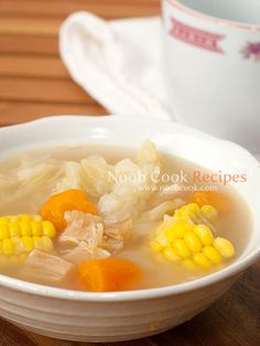Healthy Cabbage Soup Recipe | China