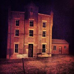 The Pauly Jail has an extensive history of paranormal phenomenon and some gruesome history behind the ghosts that haunt this ancient jail in Bullock County, Alabama.