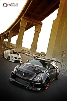 (°!°) D3 Widebody Cadillac CTS-V Coupe
