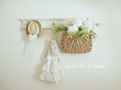 Junk Chic Cottage: Be Our Guest