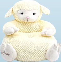 Nice The Amazingly Huggable And Snuggable Childrenu0027s Adorable Plush Animal Chair    Light Blue Hippo Design   Cute,... $59.99 (save $70.00)   Chairs    Pinterest