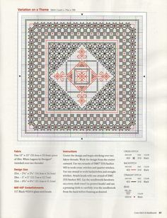 Gallery.ru / Фото #14 - Cross-Stitch and Needlework 2011-01 - tymannost