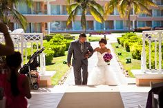 The +Immaculate Conception Chapel SVS located on the magnificent +MOON PALACE CANCUN Resort, offers it's guests this beautiful wedding venue! Discover more at our +I Do Mexico Wedding Planner and talk to fellow Brides just like YOU and vendor specialists like +Andres Dominguez Makeup & Hair for ideas and tips to create your dream destination wedding, +Trash the dress underwater and honeymoon! I Do Mexico / Rivera Maya Wedding Churches