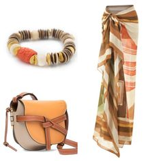 What Would Holley Wear: Orange Crush   Home with a Twist Orange Crush, Resort Style, Fashion Plates, Crushes, Polka Dots, Classy, Chic, How To Wear, Bags