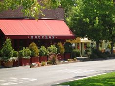 Bouchon Bistro - thoroughly enjoyed eating here!