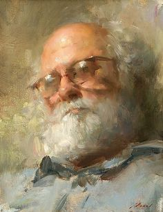 Terry by Mary Qian - Greenhouse Fine Art: