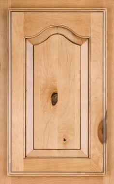Kitchen Perimeter Cabinet Style: Medallion Cabinetry Stratford Doors (Knotty Alder Shown in picture) Medallion Cabinets, Knotty Alder, Cabinet Styles, Kitchen Remodel, Kitchen Ideas, Wood Stain, Rustic, Glaze, Kitchens