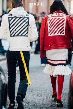 17F/W LFW Best Street Style | 보그 코리아
