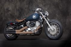 Suzuki Volusia - Blue Collar Bobber | WHAT'S A BLUE COLLAR BOBBER BOLT ON KIT?