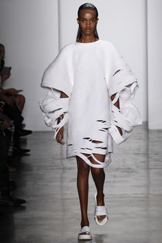 Parsons MFA Spring 2016 Ready-to-Wear Fashion Show