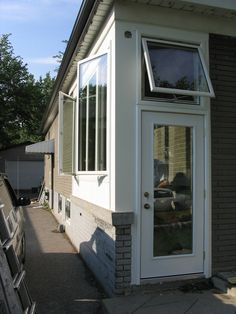 Covered Basement Entrance Google Search Basement