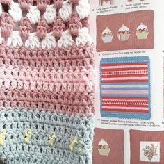 Die 38 Besten Bilder Von Greengate Decke Häkeln Mantas Crochet