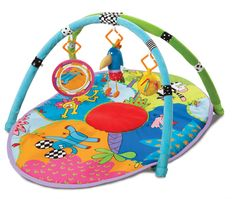 Taf Toys Safari Gym available online at http://www.babycity.co.uk/