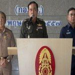 Golpe de Estado en Tailandia: junta militar anunció que llamará a elecciones en 2015