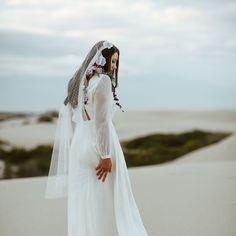 Photo by Gez Xavier Mansfield / Australian designer Candice Lee Bridal Gowns - Boho brides for summer 2016/2017 www.gezxaviermansfieldphotography.com  #bride   #brides   lace   lacelove   boho   styled weddings  