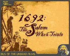 3g. Witchcraft in Salem