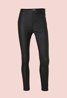 jouw stijl: pretty comfort - edc Women coated tregging #wehkamp #fashion #prettycomfort