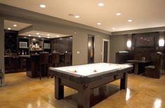 Awesome basement!