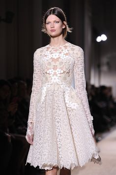 Valentino: Runway - Paris Fashion Week Haute Couture S/S 2012