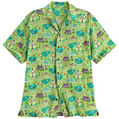 The Magic Kingdom Shirt for Men by SHAG  http://www.disneystore.com/the-magic-kingdom-shirt-for-men-by-shag/mp/1306868/1000204+1000764/#