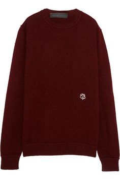 f00455dc0433 The Elder Statesman - Embroidered cashmere sweater