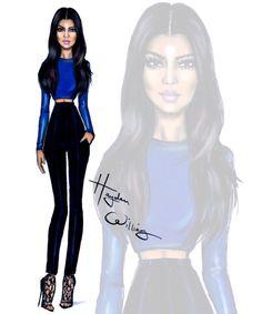 KUWTK by Hayden Williams: Kourtney Kardashian