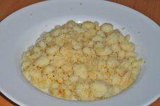 Hasenöhrl - Rezept | GuteKueche.at German Deserts, Austrian Recipes, Cauliflower, Vegetarian Recipes, Curry, Food And Drink, Vegetables, Ethnic Recipes, Sweet