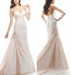 Robe de mariée Mermaid Beach Wedding Dresses par Perfectdresses, $139.00